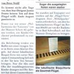 Peter Wolff - Frantz trifft keinen Ton