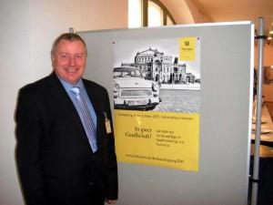 Peter Wolff - Vortrag auf Denkmalschutztagung
