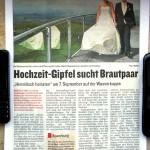 Hochzeit-Gipfel - Wasserkuppe