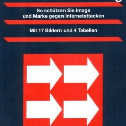 """Das Buch """"Internet-Monitoring"""" des Autors und PR-Experten Peter Wolff"""