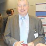 Peter Wolff auf der Konferenz im GIZ